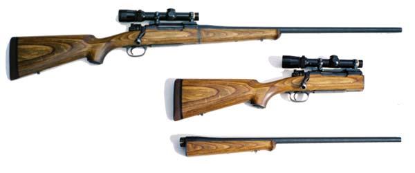 Takedown Rifle - Randy's Custom Rifles